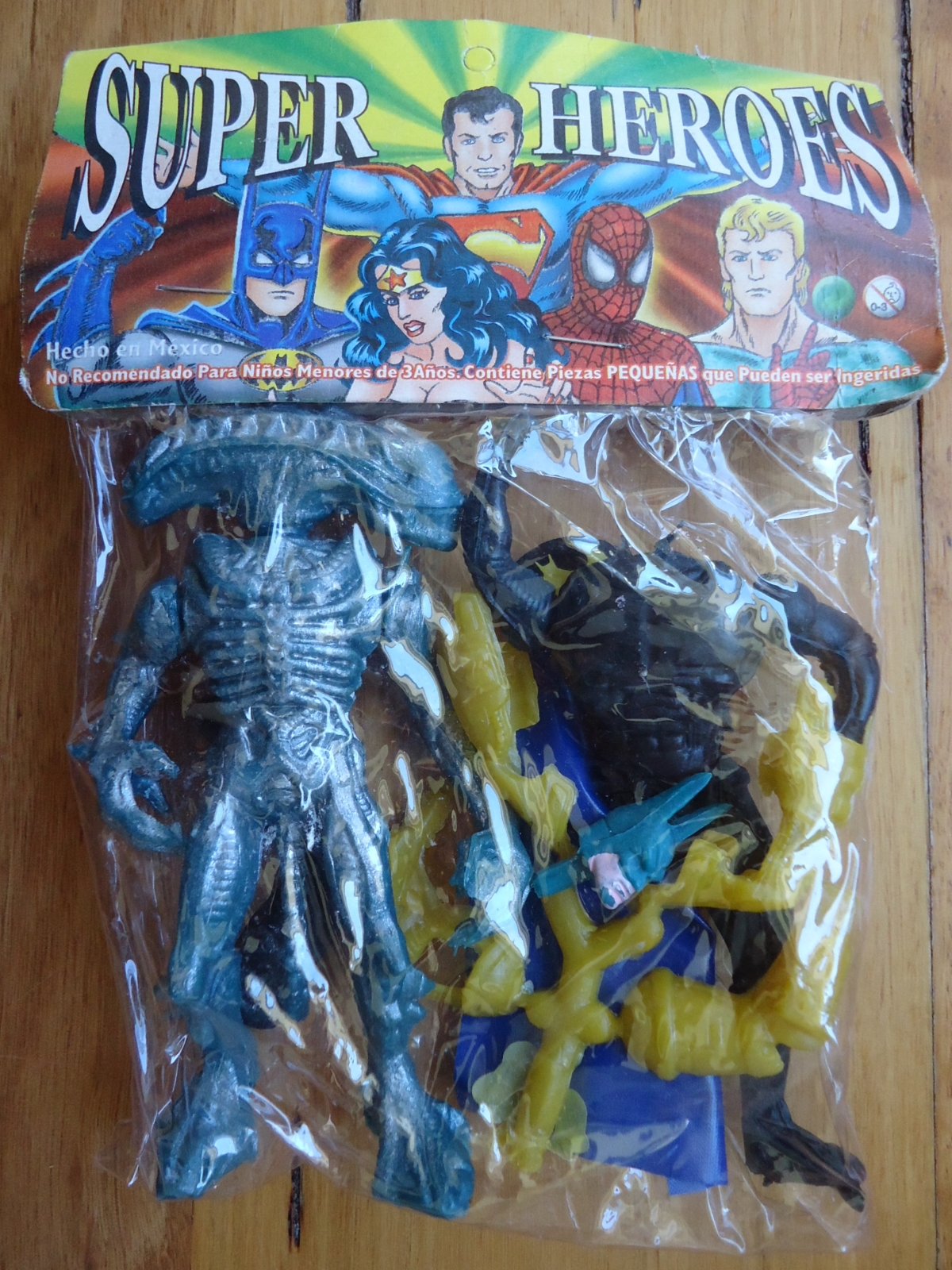 Bootlegs, Knock Offs and Other 'Illegal Aliens'  Part 1