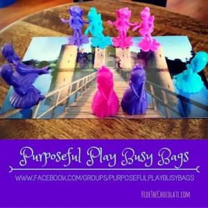 Purposeful Play Busy Bags
