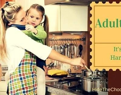 Adulting: It's hard