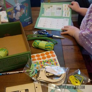 Kiwi Crate Assembly