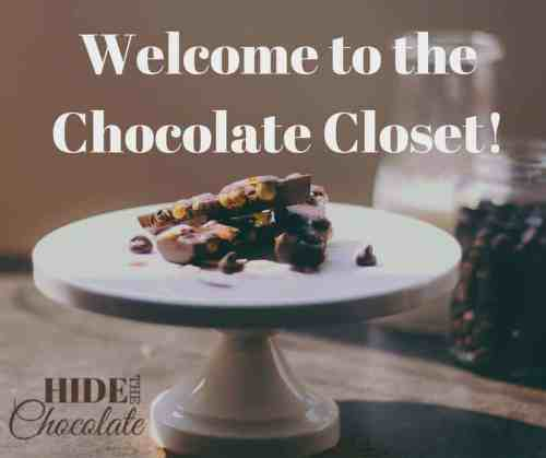 The Chocolate Closet