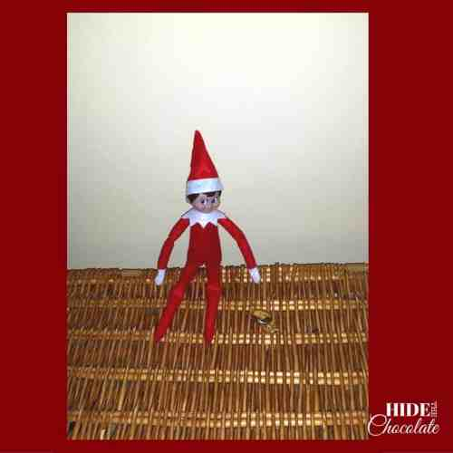 Elf on a Basket