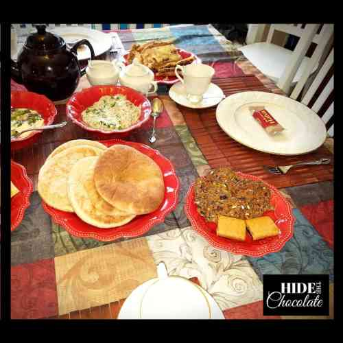 Ancient Egypt Feast