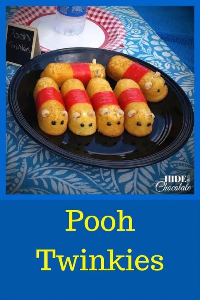 Pooh Twinkies