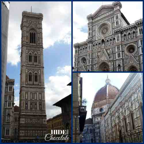 Homeschool Travel Journal: Italy Duomo