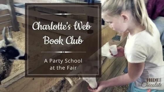 Charlotte's Web Book Club
