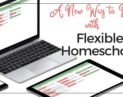 A New Way to Plan With The Flexible Homeschool Scheduling App