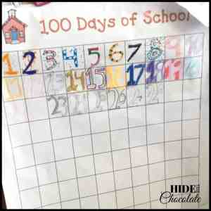 Day in the life of a nine-year-old homeschooler- 100 days