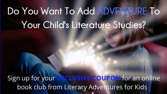 Literary Adventures for Kids ~ Online Book Clubs