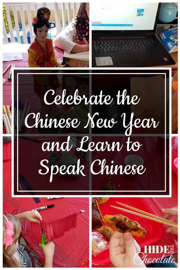 Celebrate the Chinese New Year and Learn to Speak Chinese