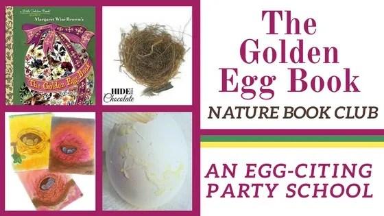 The Golden Egg Book Club