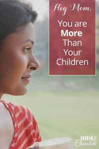 You are More than Your Children