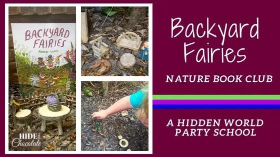 Backyard Fairies Book Club