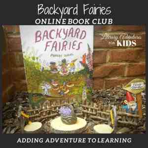Backyard Fairies Online Book Club