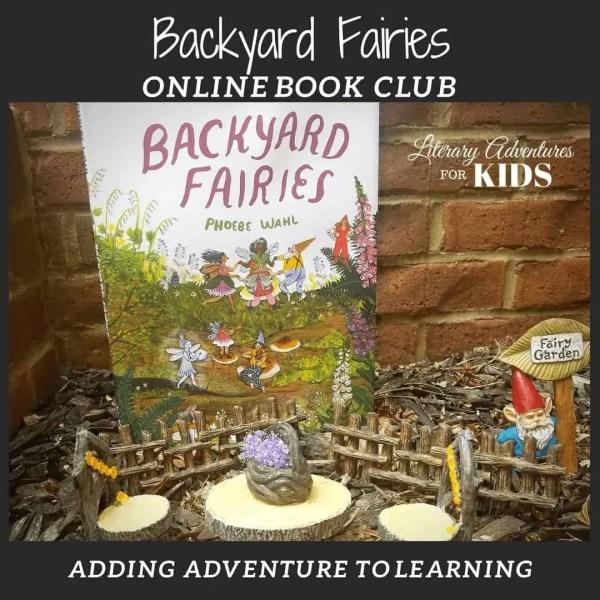Backyard Fairies Online Book Club