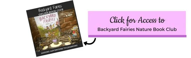 Backyard Fairies Book Course