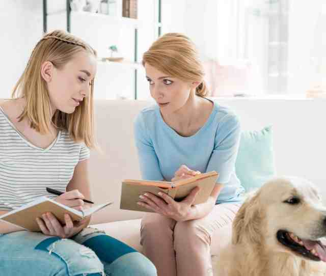 Poetry Study For High School Mom Teaching Daughter