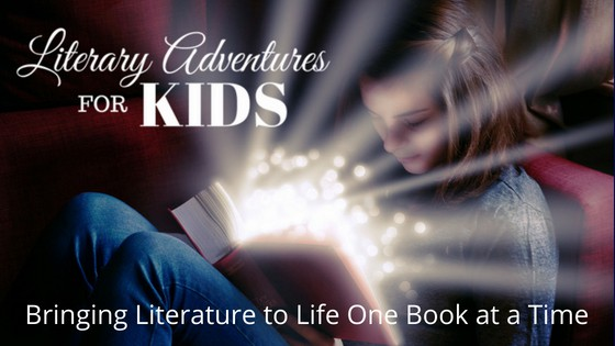 Literary Adventures for Kids Shop