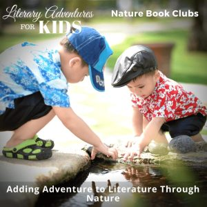 Nature Online Book Clubs ~ Nature Study Book Clubs for PreK - Elementary