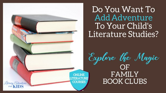 Book Club Landing Page
