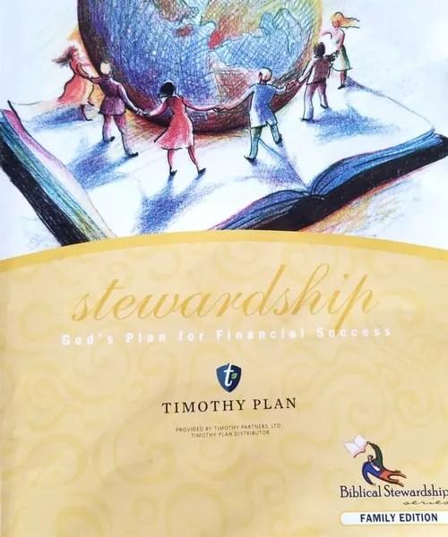 5th-grade curriculum Stewardship