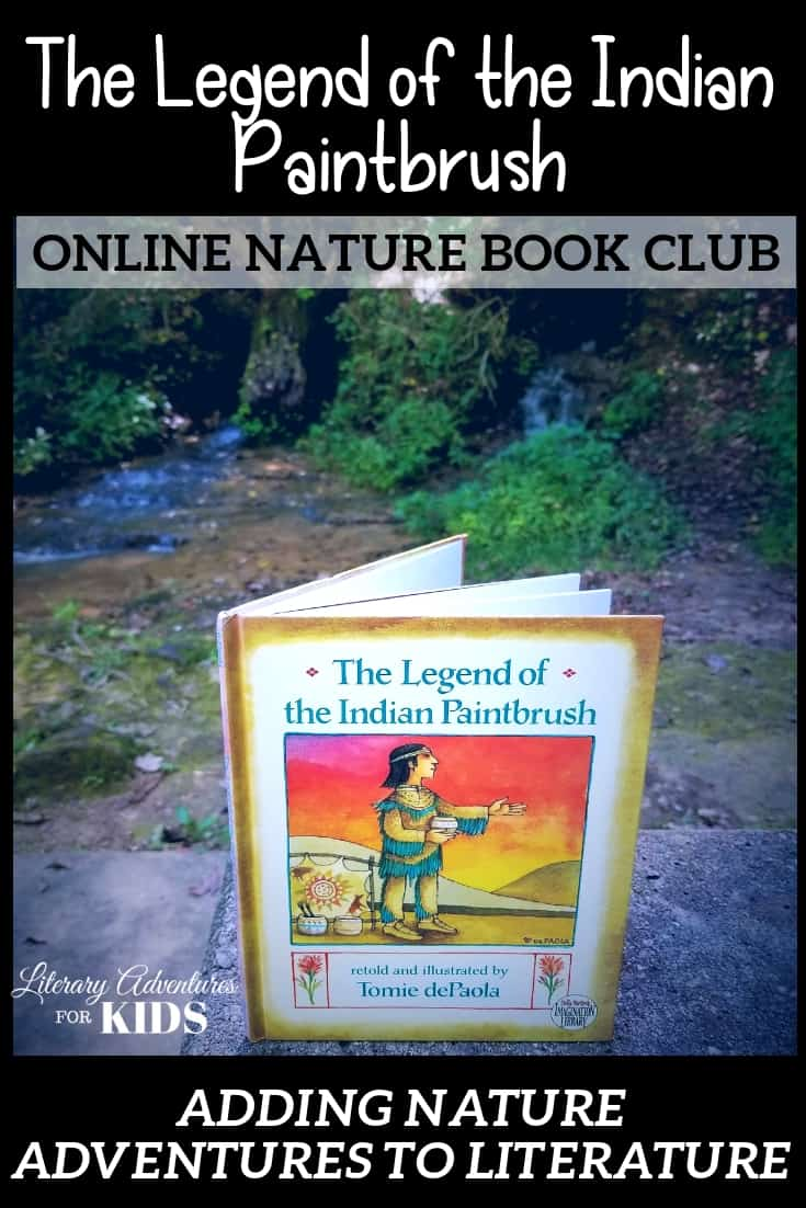 In the nature mini-course, The Legend of the Indian Paintbrush Online Book Club for Kids, we will read the book by Tomie dePaola We'll go on rabbit trails of discovery about the prairies, Native Americans, & more. We'll find ways to learn by experiencing parts of the book through arts and crafts. We'll go on outdoor adventures into nature and have a