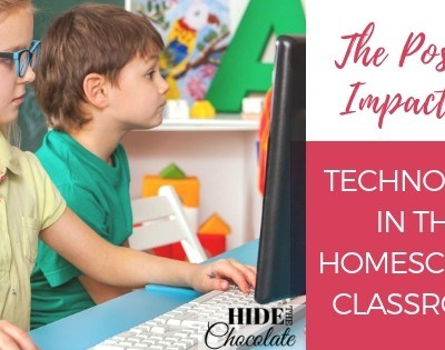 The Positive Impacts of Technology in the Homeschool Classroom