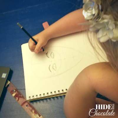 Sparketh Art Curriculum - Drawing