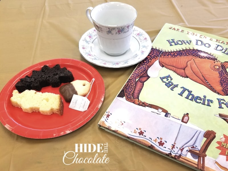 How to Host a Jane Yolen Inspired Poetry Teatime - Snacks