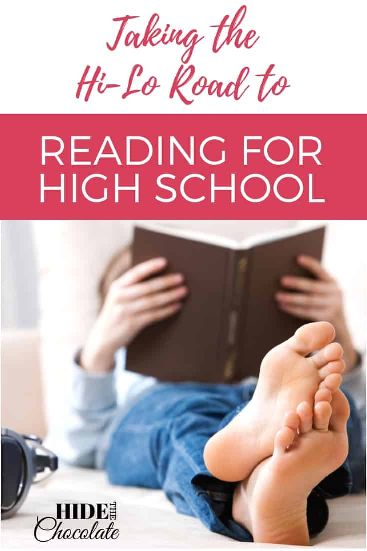 Taking the Hi-Lo Road to Reading for High School
