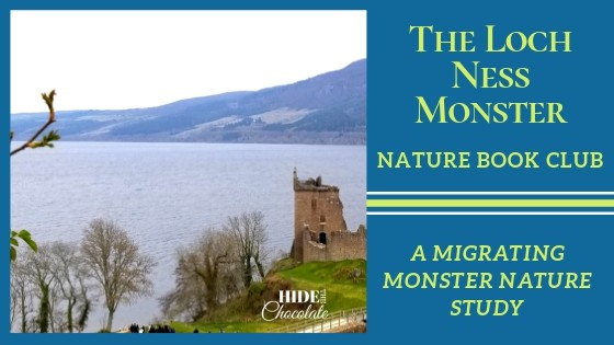 The Loch Ness Monster Nature Book Club Featured