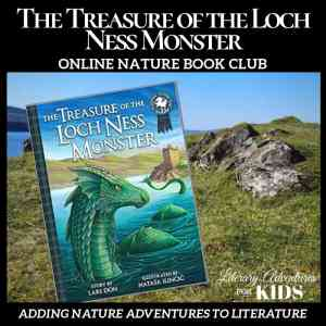 The Treasure of the Loch Ness Monster Online Nature Book Club Woo