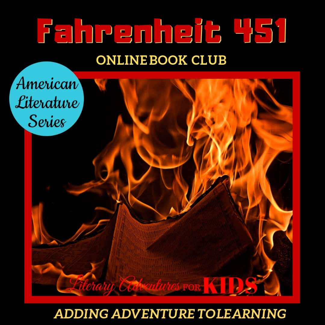 Fahrenheit 451 Online Book Club American Classic Literature Series