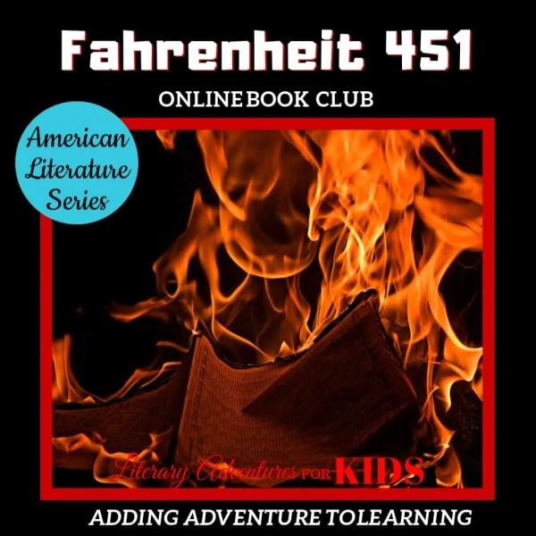 Fahrenheit 451 Online Book Club