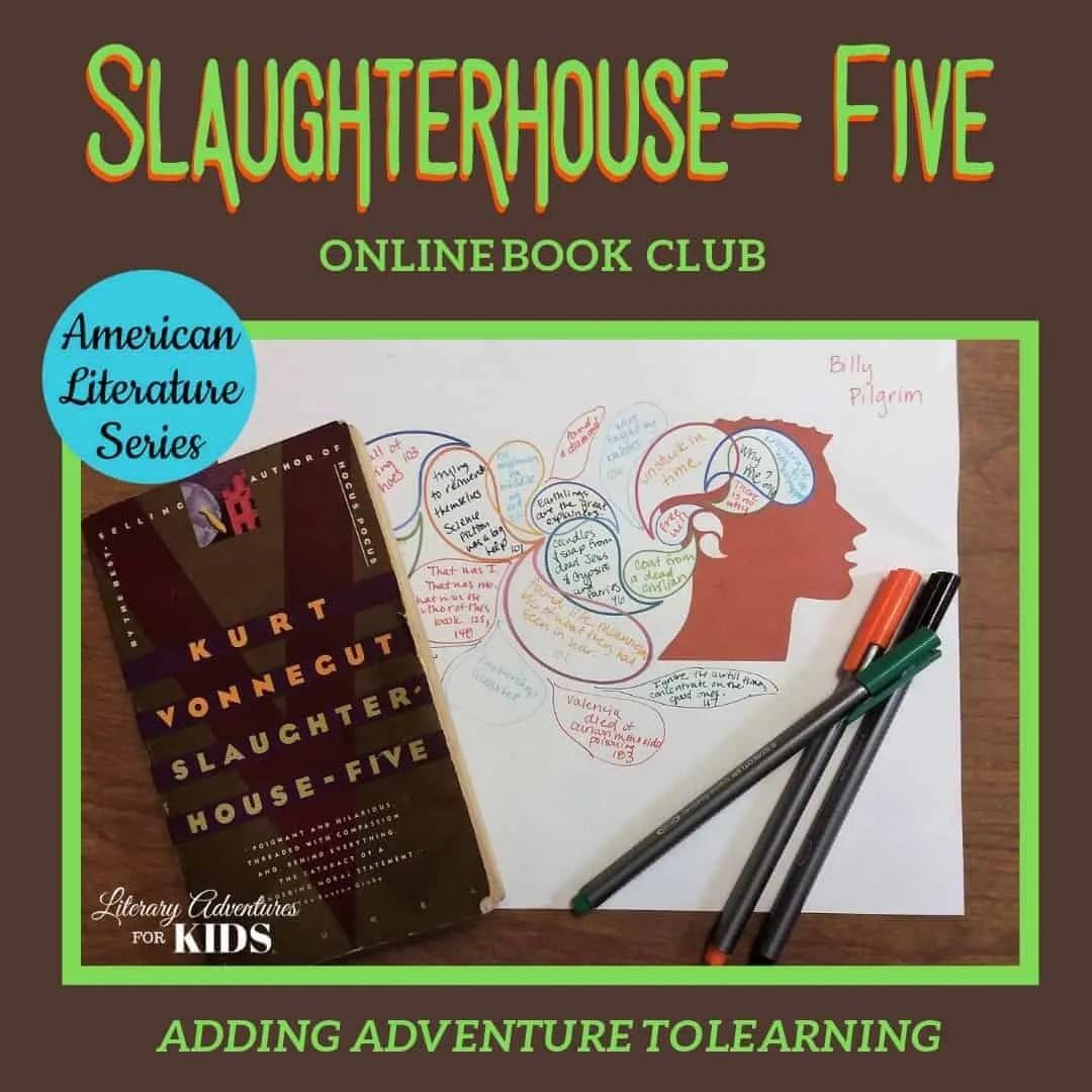 American Classic Literature Series Slaughterhouse Five
