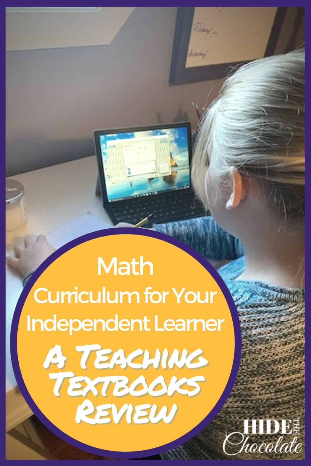Math Curriculum for Your Independent Learner: A Teaching Textbooks Review