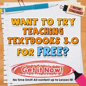 Homeschool Math Curriculum Teaching Textbook Free Trial