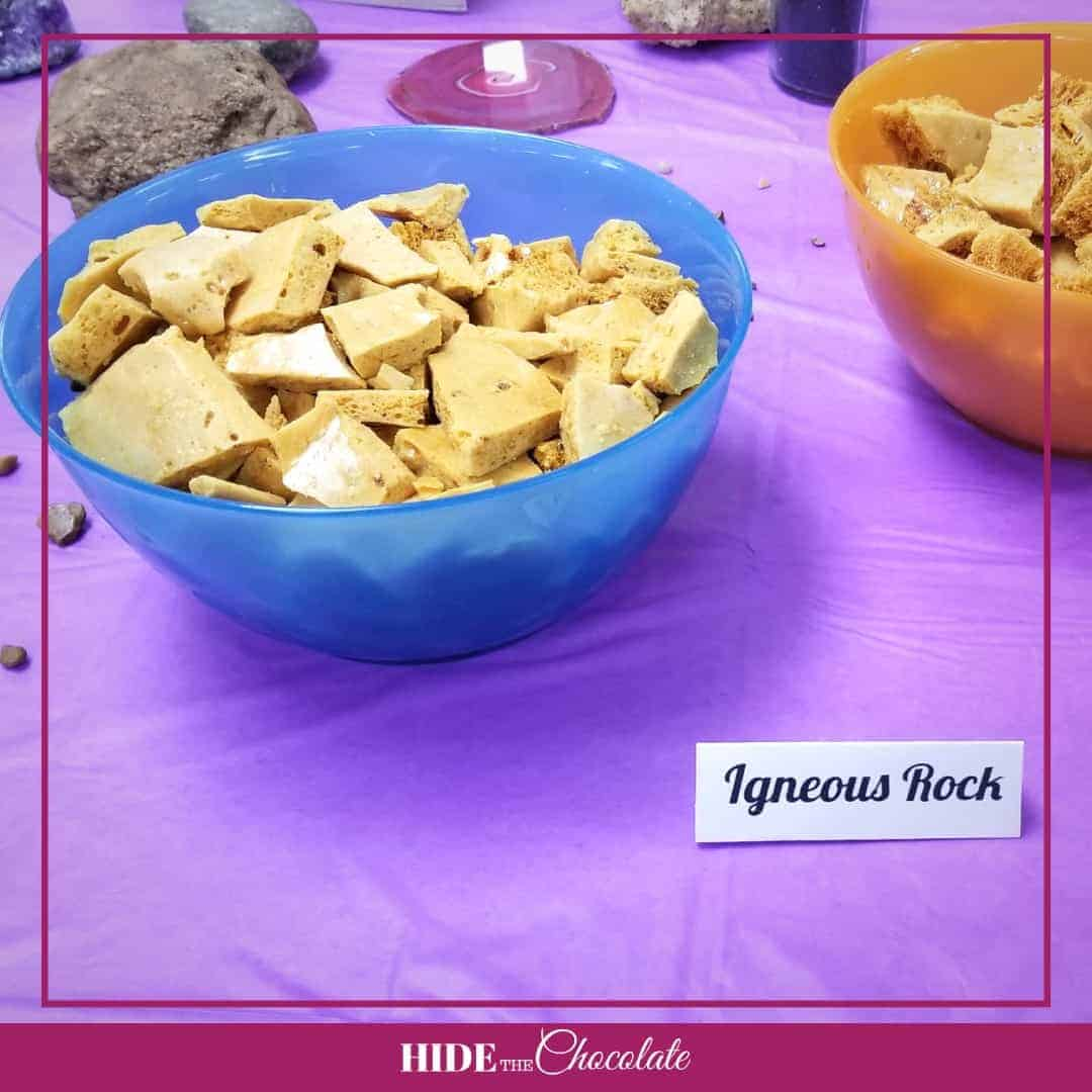 There Are Rocks in My Socks Nature Book Club - Igneous Rock