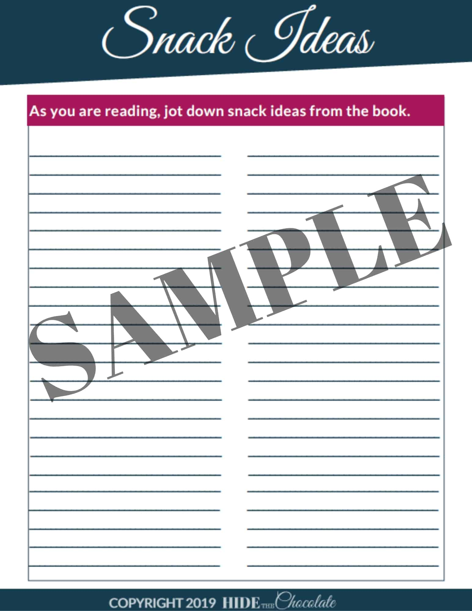 Book Club Sample4