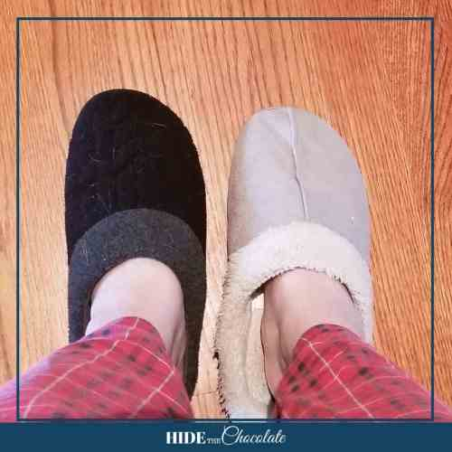 If You Give a Mom a Pair of House Shoes - Shoes