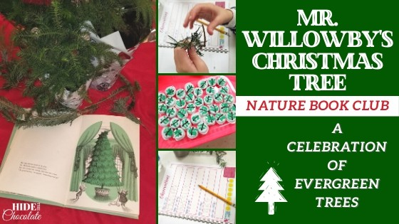 Mr. Willowby's Christmas Tree Nature Book Club Featured