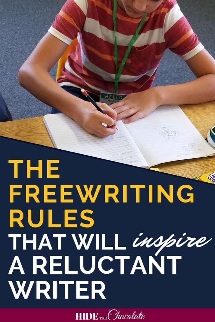 The Freewriting Rules That Will Inspire A Reluctant Writer