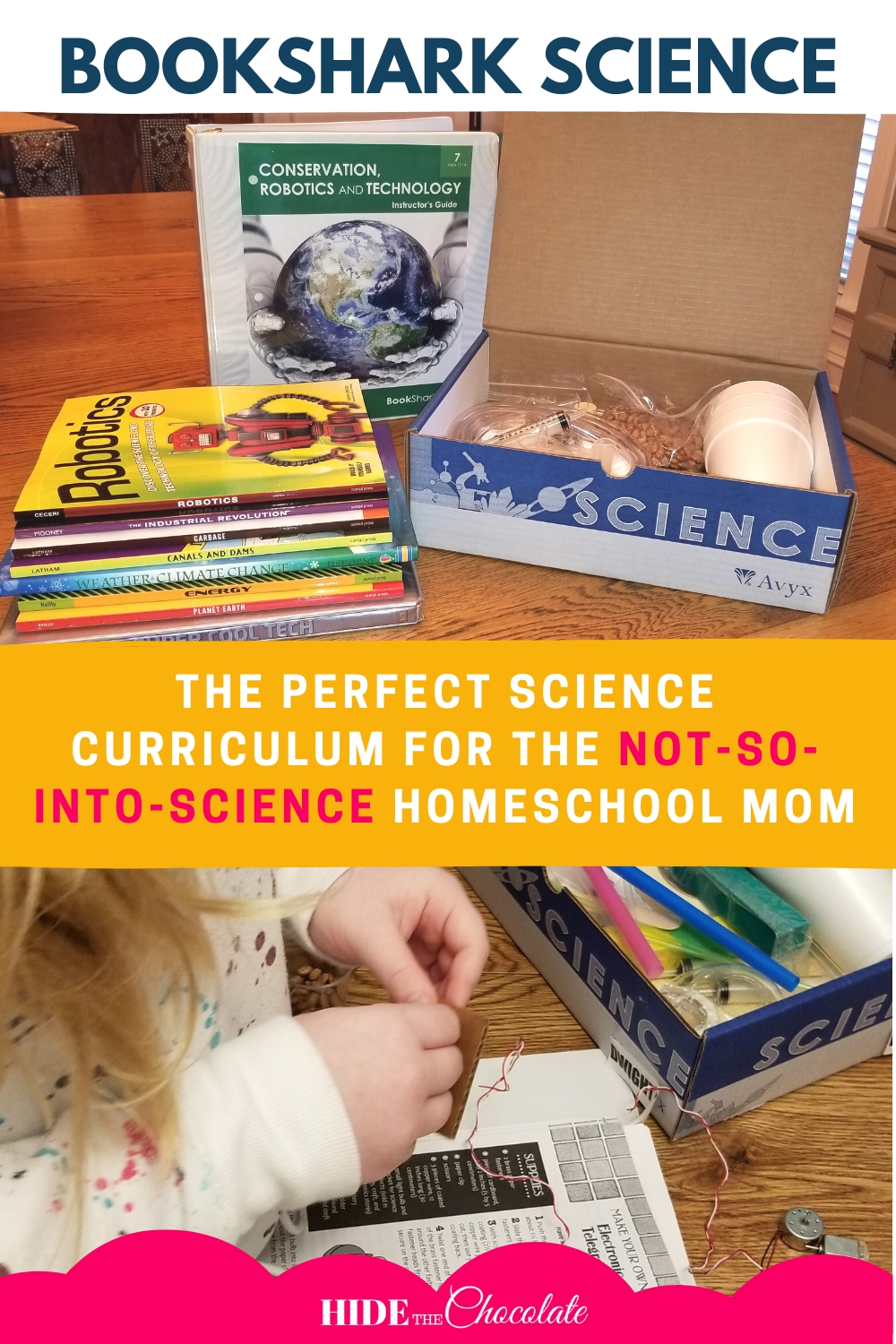 Rock Middle School Science Even If You\'re Not Sciencey With An All-In-One Science Curriculum