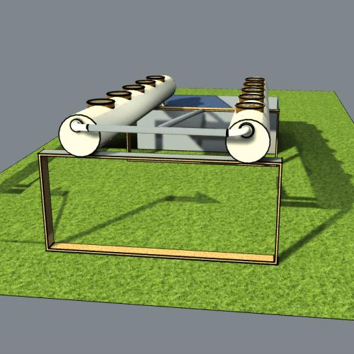 Otro plano del modelo