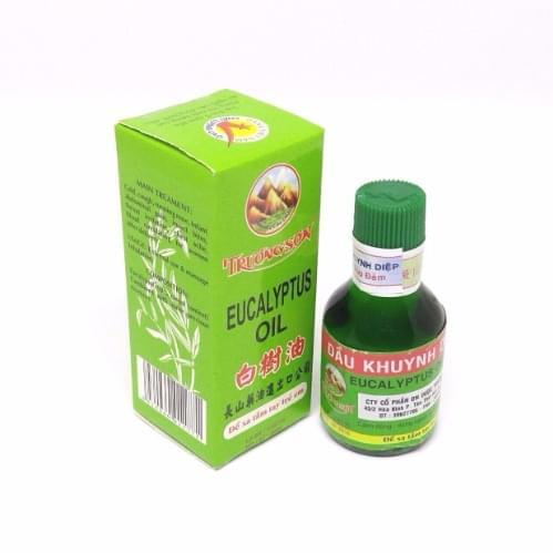 Eucalyptus Oil Truong Son 15ml