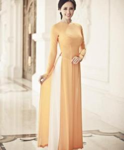 Napels-Yellow-Ao-Dai