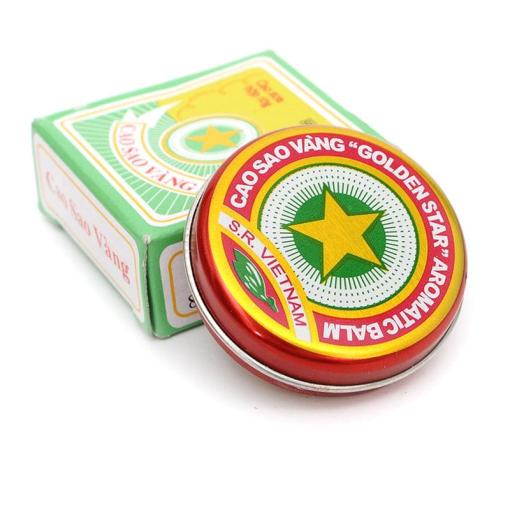 golden star balm opc 10 grams