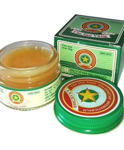 Vietnam Golden Star Balm OPC