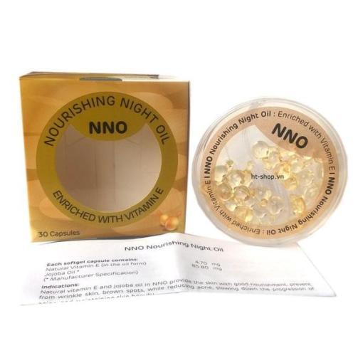 NNO Nourishing Night Jojoba Oil