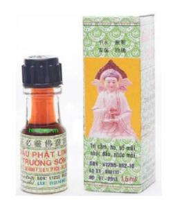 Phat Linh Truong Son Medicated Oil